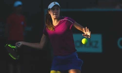 Данилина одержала победу на турнире в США