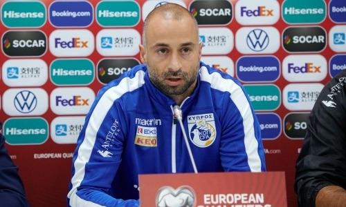«Мы не приехали сюда, чтобы просто насладиться красивым городом». Футболист сборной Кипра страшит Казахстан