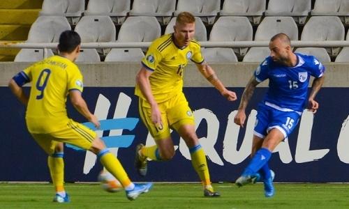 Казахстан — Кипр: где, когда и во сколько смотреть трансляцию матча отбора ЕВРО-2020