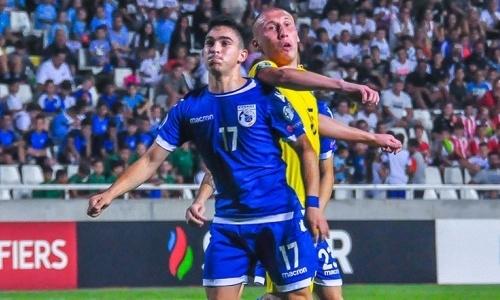 Назван фаворит матча Казахстан — Кипр в отборе на ЕВРО-2020