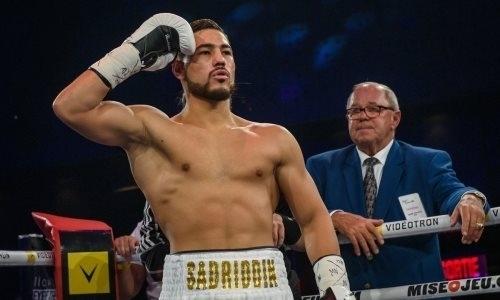 21-летний чемпион WBC изКазахстана проведет бой вандеркарде Лемье
