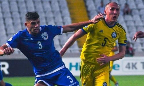 Прямая трансляция матча Казахстан — Кипр в отборе на ЕВРО-2020