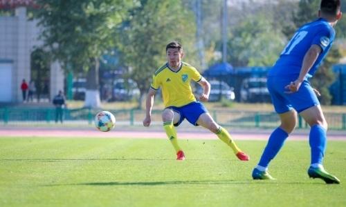 Аслан Дарабаев забил свой юбилейный гол в Премьер-Лиге