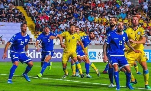 «Ещё ни разу мы их не побеждали». Казахстанский комментатор спрогнозировал матч Казахстан — Кипр