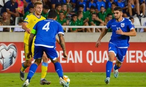 «Если проиграем дома, то это будет трагедией». Маулен высказался о матче Казахстан — Кипр