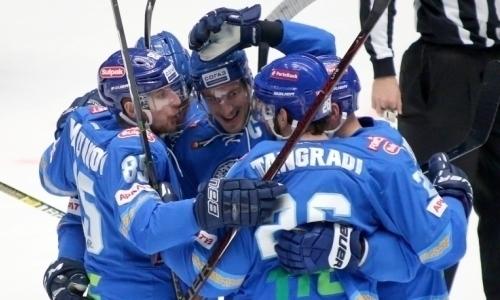 «Улучшились показатели». Назван главный фактор успеха «Барыса» втекущем сезоне КХЛ