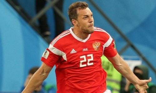Сборная России после победы над Казахстаном забила четыре гола за тайм и разгромила Шотландию