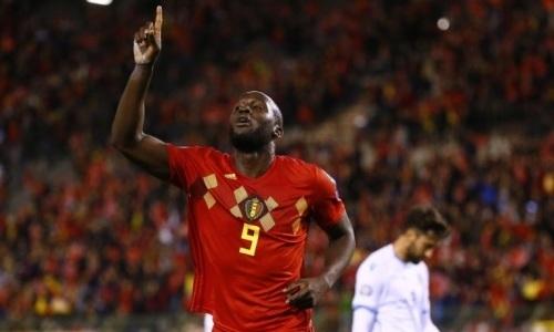 Бельгия перед матчем с Казахстаном победила 9:0 в отборе ЕВРО-2020