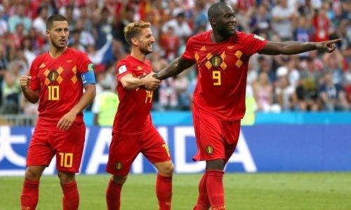 Сборная Бельгии перед матчем с Казахстаном официально вышла на ЕВРО-2020