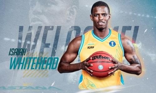 «Астана» подписала защитника с опытом игры в НБА