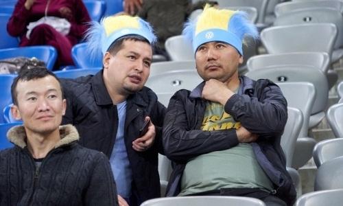 Казахстан — Кипр. Плачут небеса...