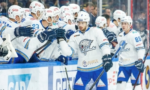 Трепещи «Ак Барс»! Каково положение «Барыса» в таблице КХЛ после победы над «Сибирью»