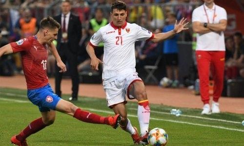 Сборная с футболистом «Кайрата» продлила серию без побед в отборе ЕВРО-2020