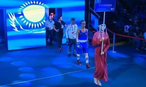 Казахстанская боксерша уступила в полуфинале и завоевала «бронзу» чемпионата мира-2019