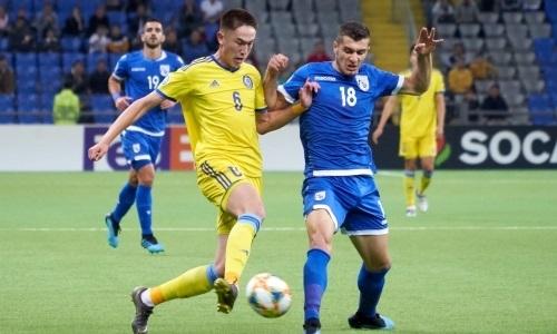 Полузащитник сборной Казахстана рассказал о дебюте за команду и поделился настроем на матч с Бельгией