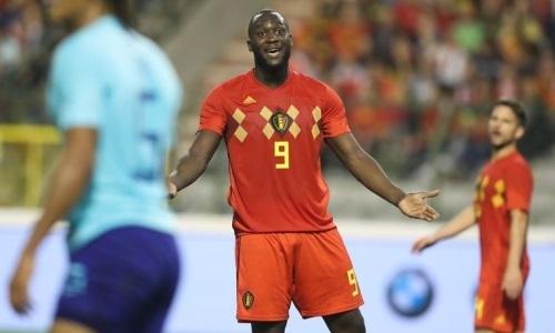 Один из лидеров сборной Бельгии не сыграет с Казахстаном