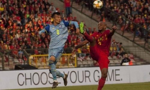 Казахстан — Бельгия: где, когда и во сколько смотреть трансляцию матча отбора ЕВРО-2020