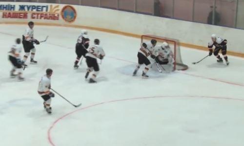 Видеообзор матча чемпионата РК «Горняк» — «Астана» 11:2