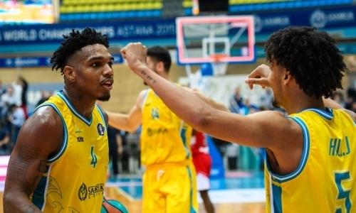 Отчет о матче ВТБ «Астана» — «Локомотив-Кубань» 90:88