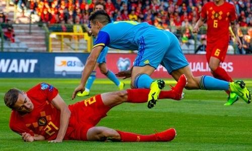 Каковы шансы сборной Казахстана победить Бельгию? Ответ дали букмекеры
