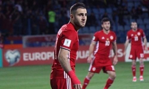 Гол футболиста КПЛ приблизил его сборную к выходу на ЕВРО-2020. Видео