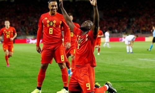 Стали известны имена игроков сборной Бельгии, не прилетевших в Нур-Султан