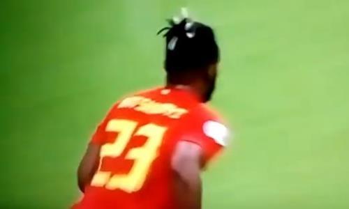 Видео гола Бачуайи матча отбора ЕВРО-2020 Казахстан — Бельгия