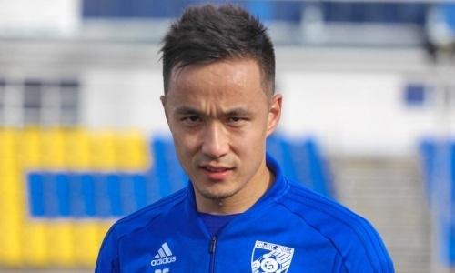 30-летний защитник «Жетысу» дебютировал за сборную Казахстана
