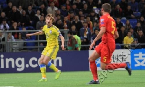Видеообзор матча, или Как Казахстан боролся с лучшей сборной мира в отборе на ЕВРО-2020
