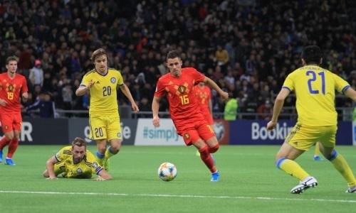 «Могли забить больше». Полузащитник сборной Бельгии рассказал, чем удивила игра Казахстана