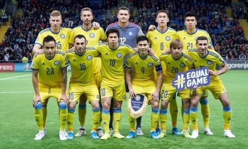 Каково положение сборной Казахстана после восьмого тура отбора ЕВРО-2020