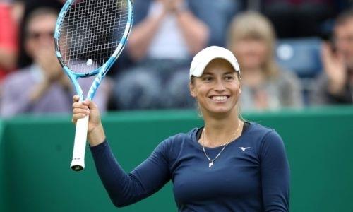 Путинцева приблизилась к ТОП-30 рейтинга WTA