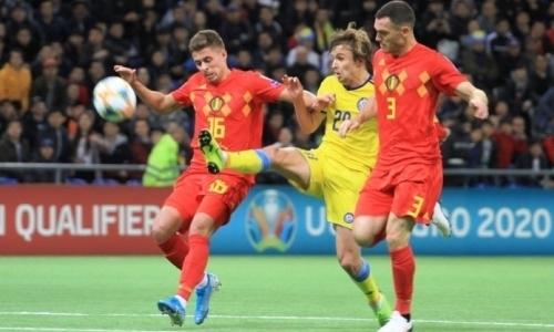 «Остается загадкой...». Бельгийцы подшутили над игрой сборной Казахстана в атаке
