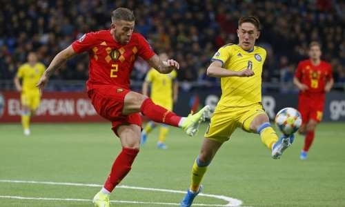 «Не подарок». Лидер обороны сборной Бельгии рассказал о сложностях матча с Казахстаном