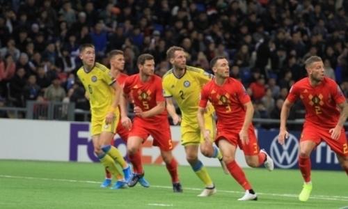 «Устрашают своей безошибочностью». Итоги матча Казахстан — Бельгия подвели в России