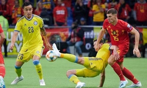 «Он вполне мог бы выступать во Франции или Бельгии». Футболист сборной Бельгии и «ПСЖ» восхитился казахстанским игроком