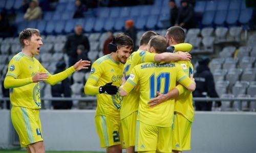 Директор «Астаны» поделился ожиданиями от матча с «АЗ» и озвучил приоритет на сезон