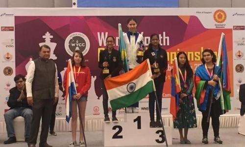 «Золото» и «серебро» взяла казахстанка на чемпионате мира по шахматам