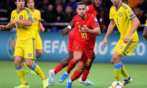 «Хороший матч натяжелом поле». Бельгийский форвард «Реала» отдал должное казахстанским футболистам