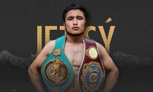 Казахстанский чемпион WBC и WBO совершил рывок в мировом рейтинге, побив соперника с 35 победами