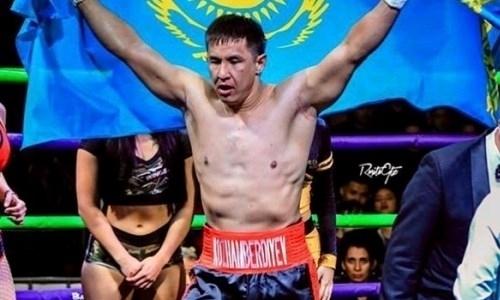 Казахстанский тяжеловес поднялся в мировом рейтинге после нокаута в титульном бою в Алматы