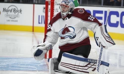 Достижение казахстанского хоккеиста в НХЛ побили спустя 14 лет