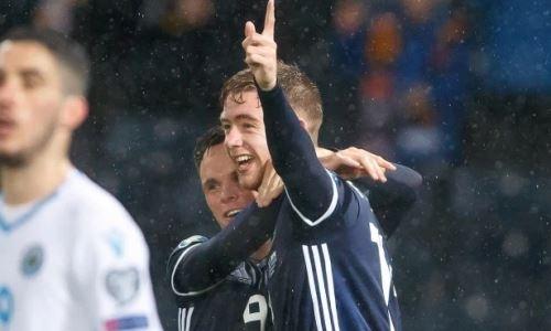 «Казахстан будет как команда в плей-офф». Игрок сборной Шотландии удивил нестандартным мышлением