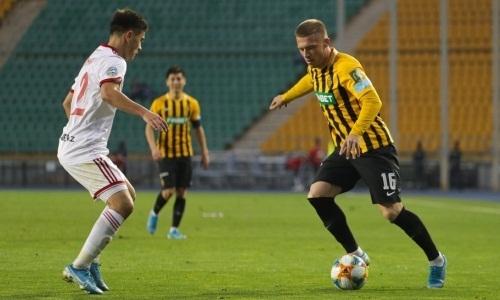 Защитник «Кайрата» провел 50-й матч в КПЛ
