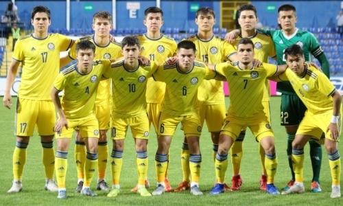Молодежная сборная Казахстана назвала стартовый состав на матч отбора ЕВРО-2021 с Северной Македонией