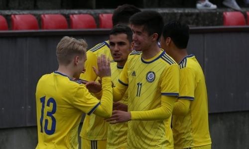 Характер есть. Молодежная сборная Казахстана вырвала ничью в гостях в отборе на ЕВРО-2021