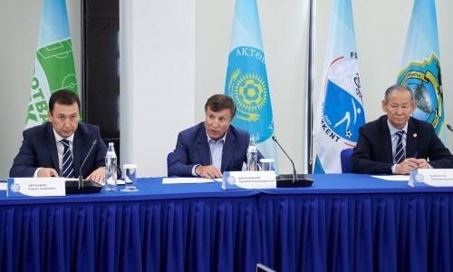 Адильбек Джаксыбеков: «В перспективе не исключен вариант, когда мы вообще отменим в Казахстане лимит на легионеров»