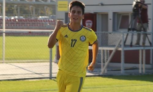 Видео гола Омиртаева, или Как молодежная сборная Казахстана вырвала ничью в матче отбора ЕВРО-2021