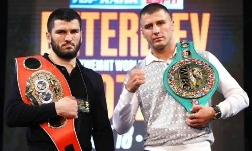 Казахстанский канал покажет прямую трансляцию боя Гвоздик — Бетербиев за титулы чемпиона мира IBF и WBC