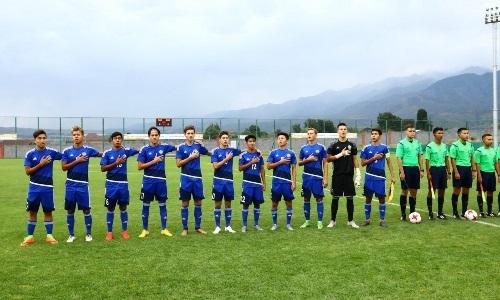 Юшошеская сборная Казахстана до 19 лет разгромлена в заключительном матче отбора ЕВРО-2020
